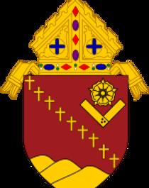 150px-CoA_Roman_Catholic_Diocese_of_San_