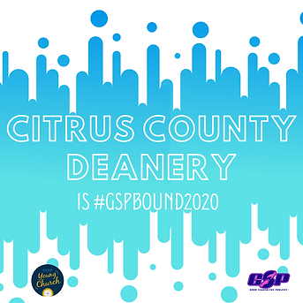 Citrus County Deanery #GSPBOUND Instagra