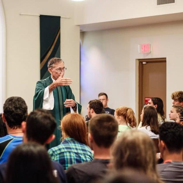 Becoming a More Youth Friendly Parish