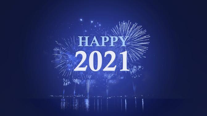 Contagem regressiva para 2021!
