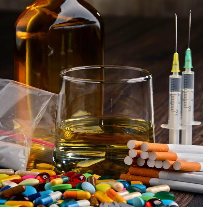 Dependência Química - quando o álcool e outras drogas podem colocar vidas em risco!