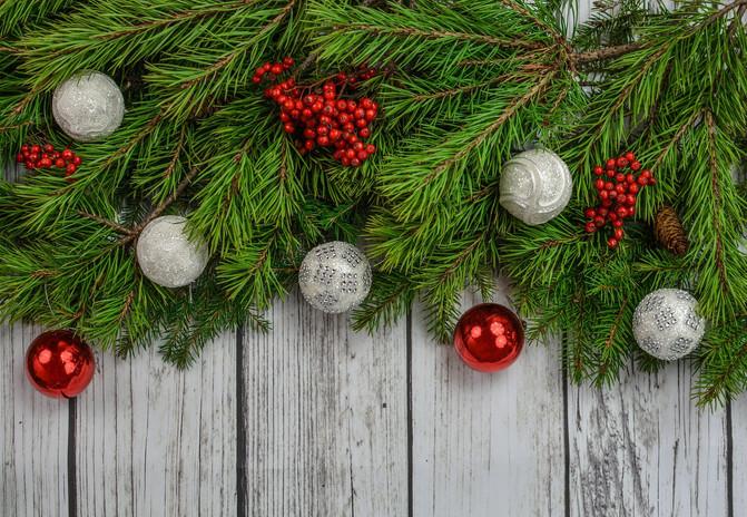 Um Feliz Natal, com reflexão, afeto e Saúde Emocional!