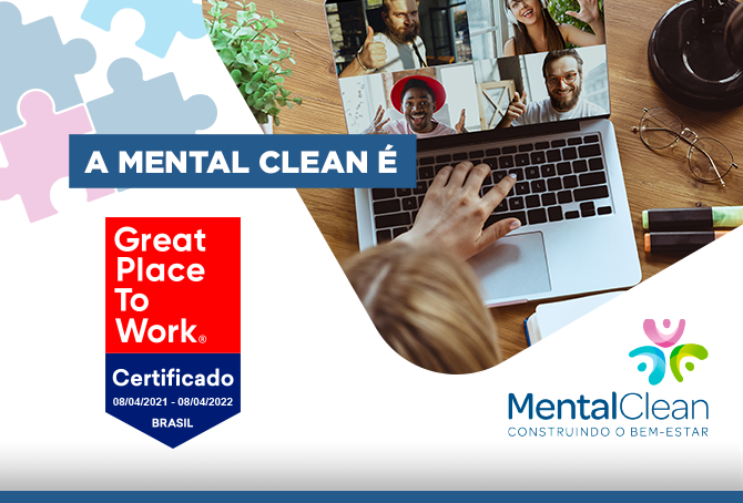 """Mental Clean é """"Great Place to Work"""""""