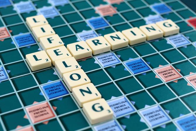 Lifelong learning – aprendizado para a vida!