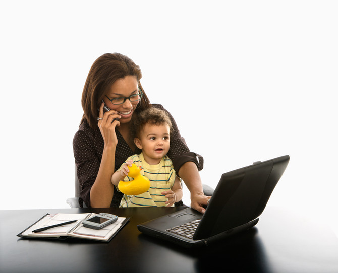 Como as empresas podem valorizar a profissional que é mãe