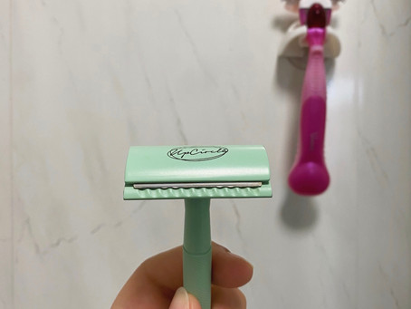 SHAVING: TIME TO DITCH DISPOSABLE