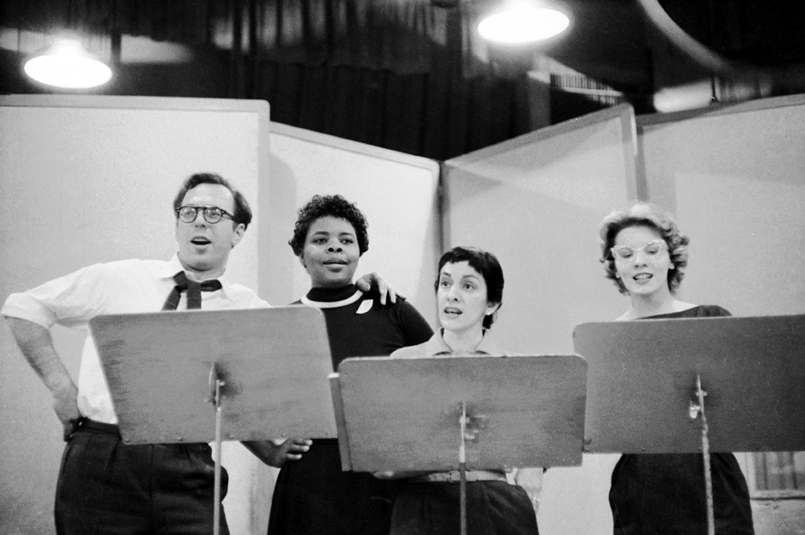 Recording Session : Regina (1958)