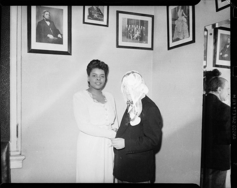 Carol Brice with Fritz Reiner