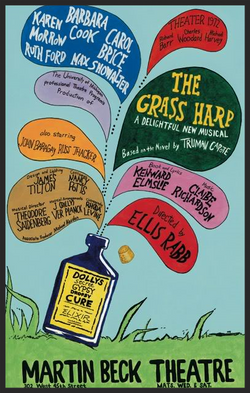 Poster: The Grass Harp