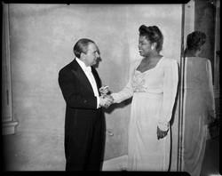 Carol Brice & Fritz Reiner