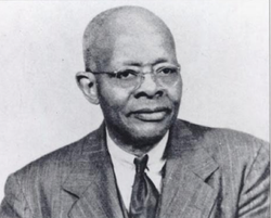 Reverend Dr. John Brice (father)