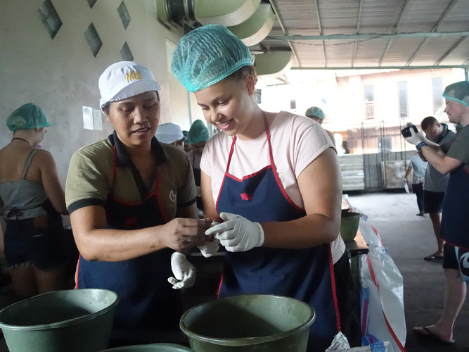 Day 2 : Cashew Processing Day