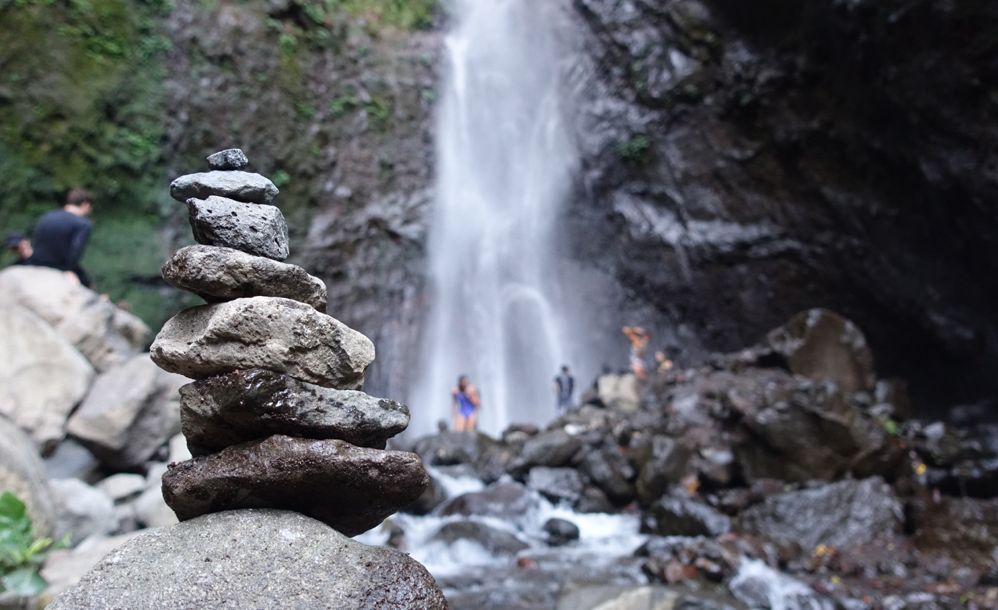 Day 6 : Preschool Service and Waterfall Adventure