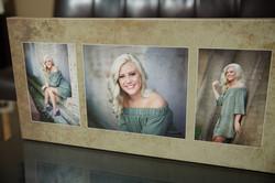 Canvas multi image collage