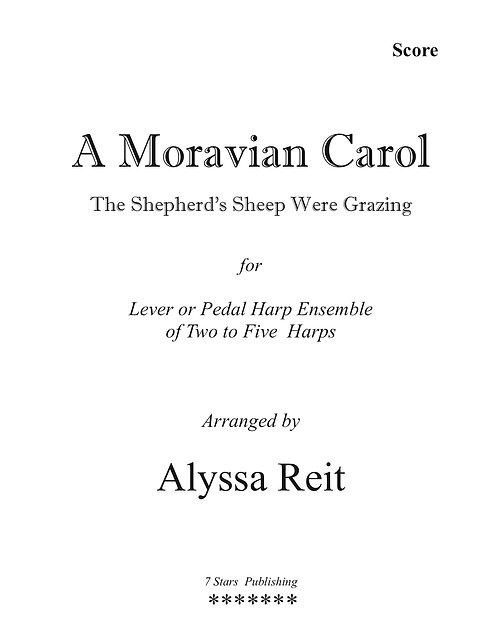A Moravian Carol (2-4HpPed/Lv)