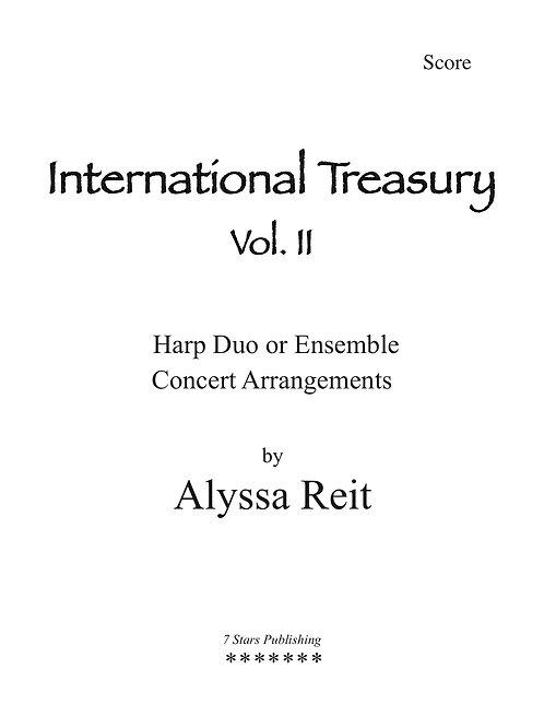 International Treasury Vol 2 (2Hp)