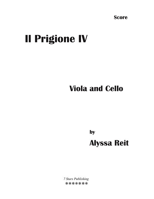 Il Prigione IV (VaVc)
