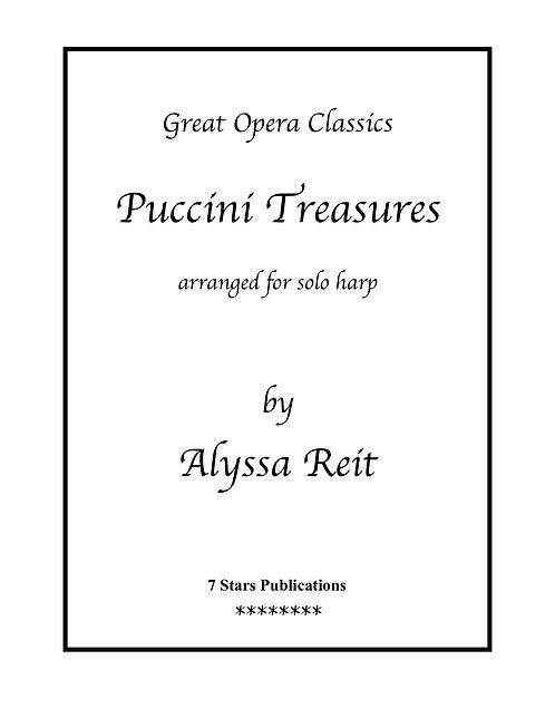 Puccini Treasures (PedHp)