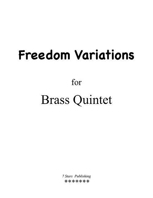 Freedom Variations