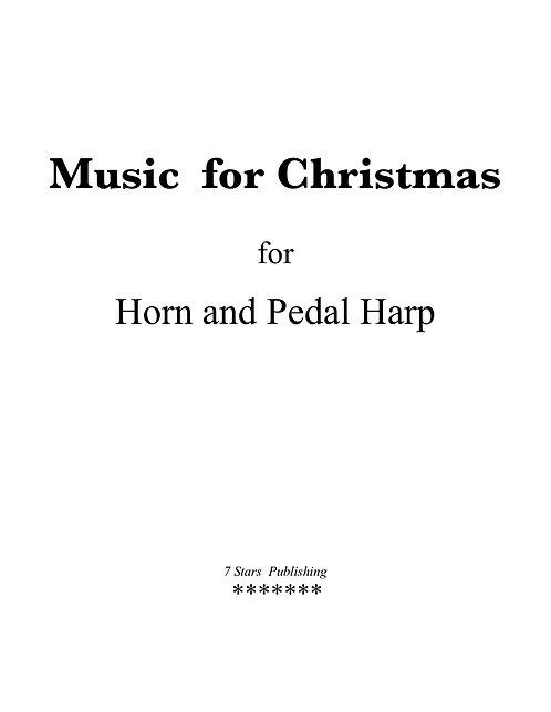 Music for Christmas (HpHn/Vc)