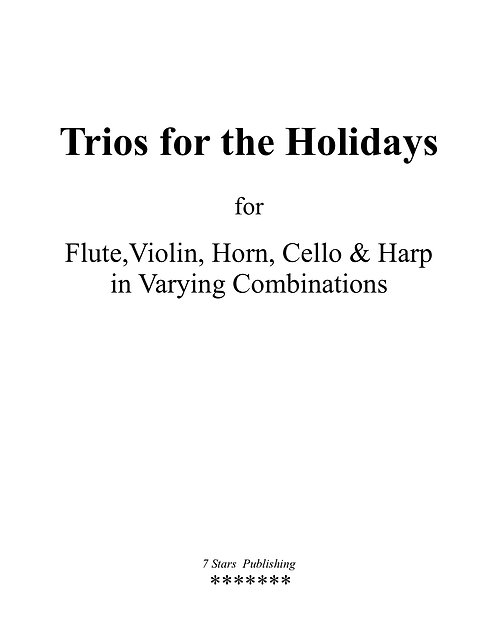 Trios for the Holidays