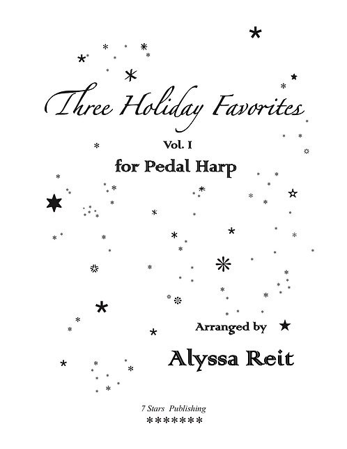 Three Holiday Favorites Vol.1 (PedHp)