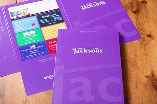 Jacksons Sales & Lettings Capacity Folde