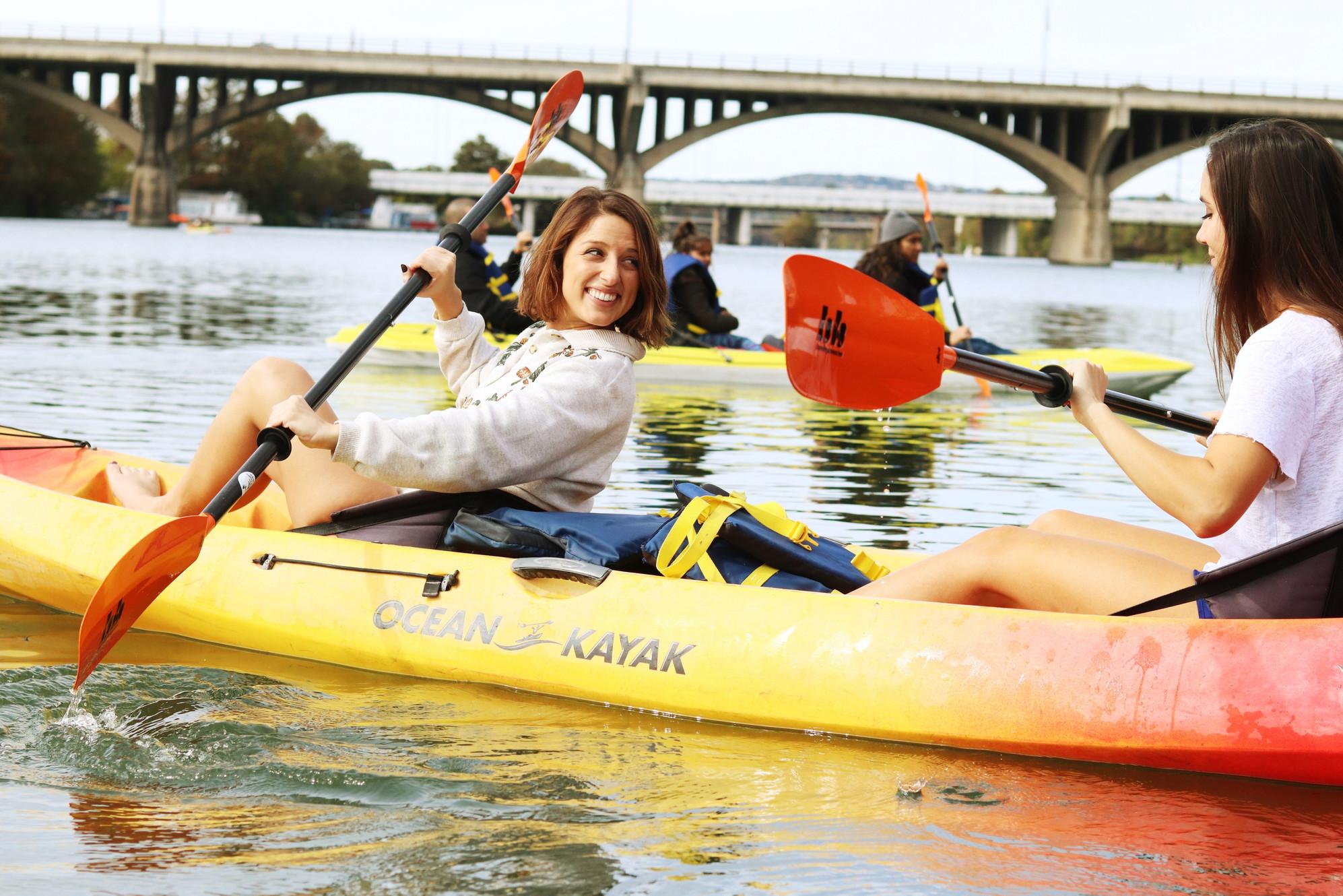 Kayaks & Paddleboards | Austin, TX | Congress Avenue Kayaks