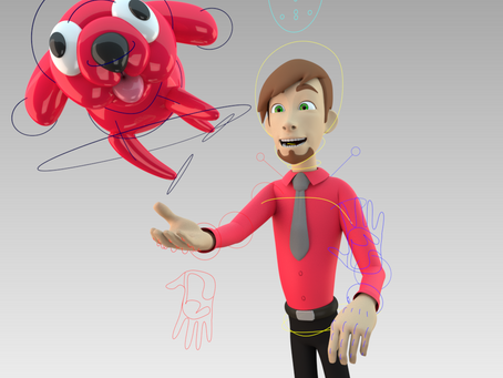 3 emerging technology and commercial trends shaping the Animation Industry in 2021