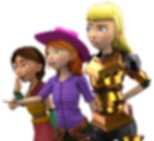 Arcade Avatars 3D Cartoon