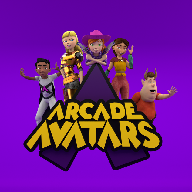 Arcade Avatars