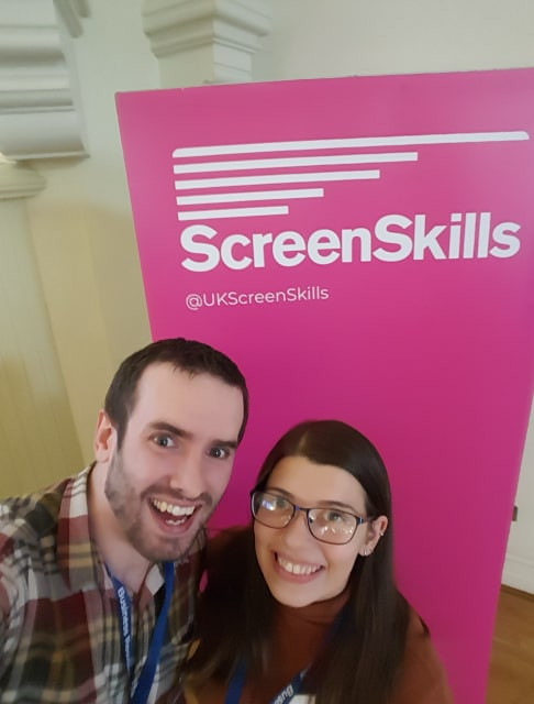 Co-Founders of Lead Balloon Studios attend ScreenSkills event