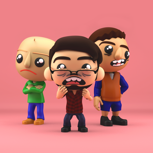 Markiplier Animated | Baldi's Basics