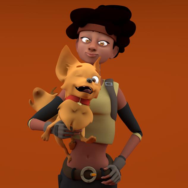 Treasure Hunter & The Chi