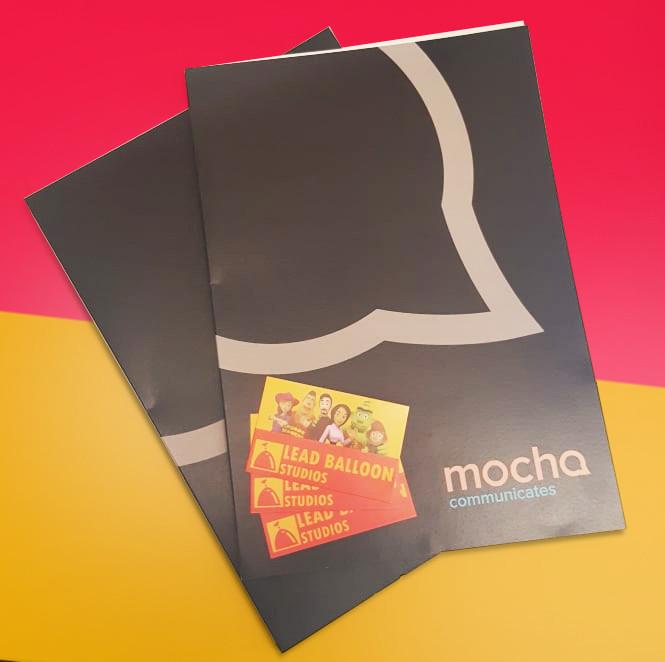 The team at Lead Balloon Studios visit Mocha Communicates Marketing Workshop