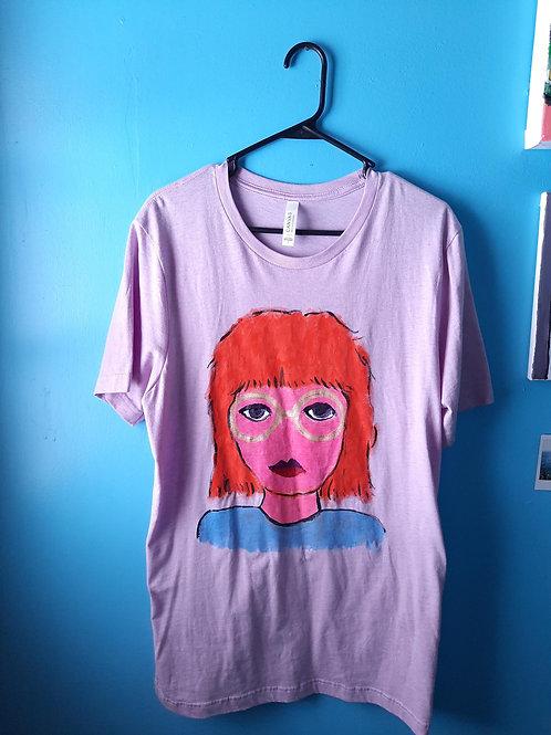 Glasses Girls t-shirt