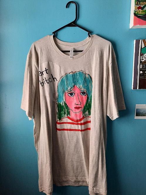 Art Bitch t-shirt