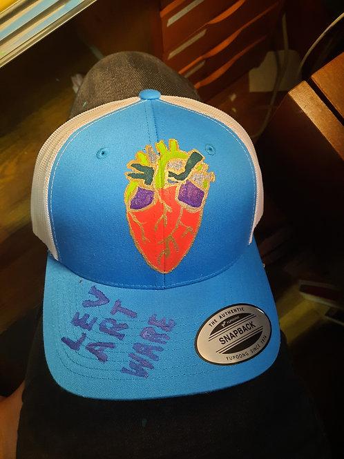 Anatomical Heart Hat