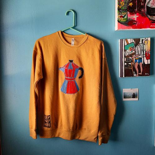 Espresso Pot Sweatshirt