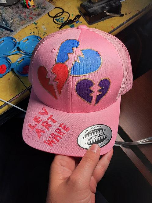 Broken Heart Hat