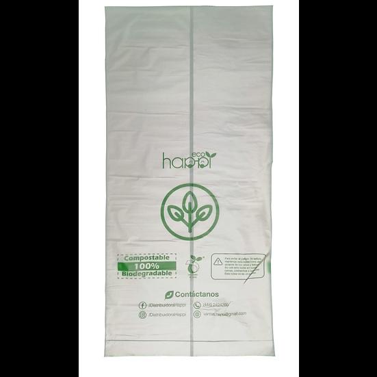Bolsas compostables en rollo 150 bolsas