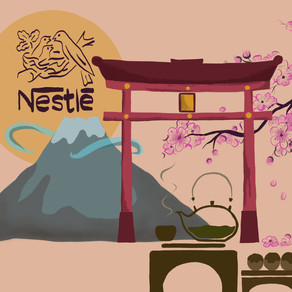 How Nestle broke into Japan