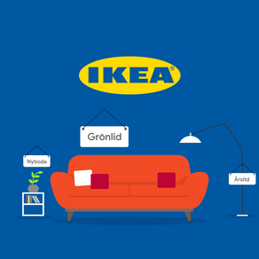 IKEA's quirky product names