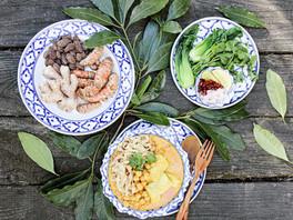 Vegan Khao Soi Recipe