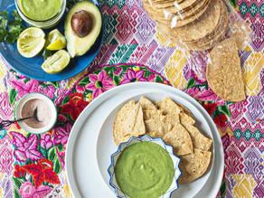 Super Simple Avocado Salsa Verde