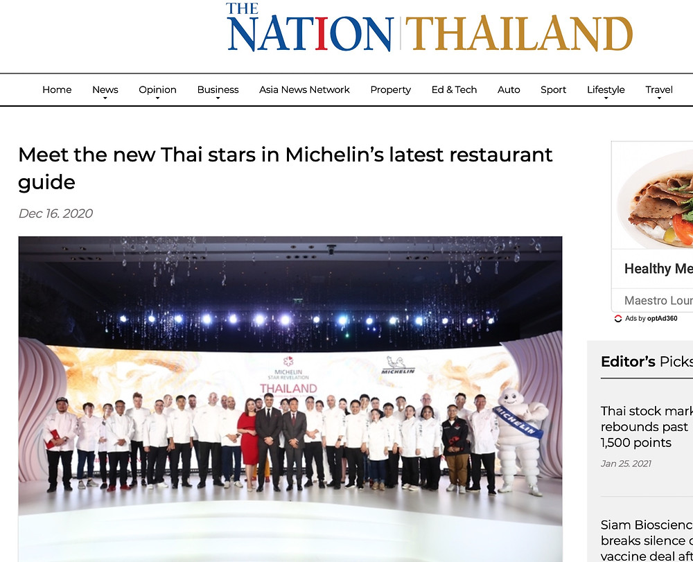 The Nation | Thailand food section