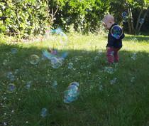 Jouons avec les bulles