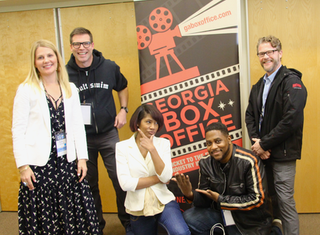 Georgia Box Office Hosts All-Stars Panel at Big Picture Con 2018