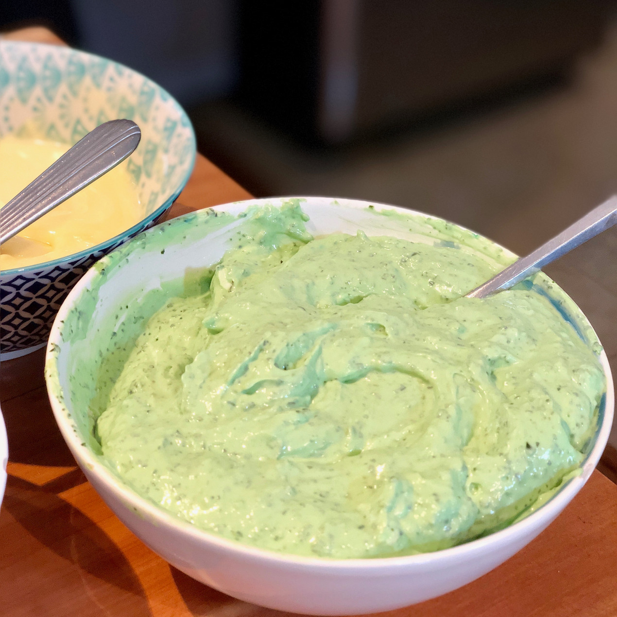 Watercress spread