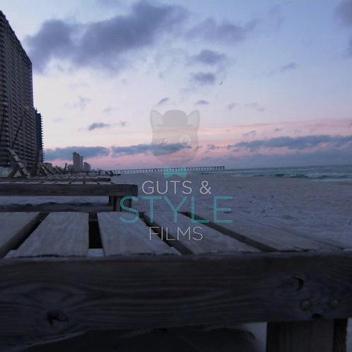 Beach Sunrise Time-lapse